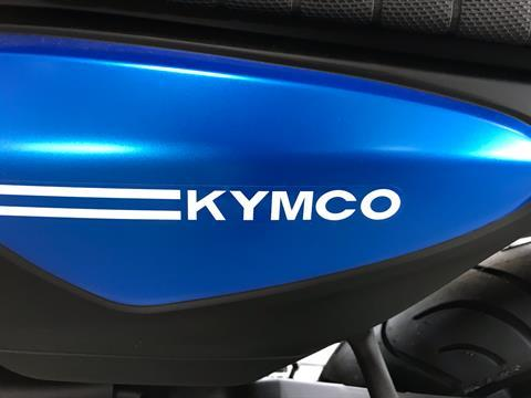 2018 Kymco Spade 150 in Sanford, North Carolina - Photo 11