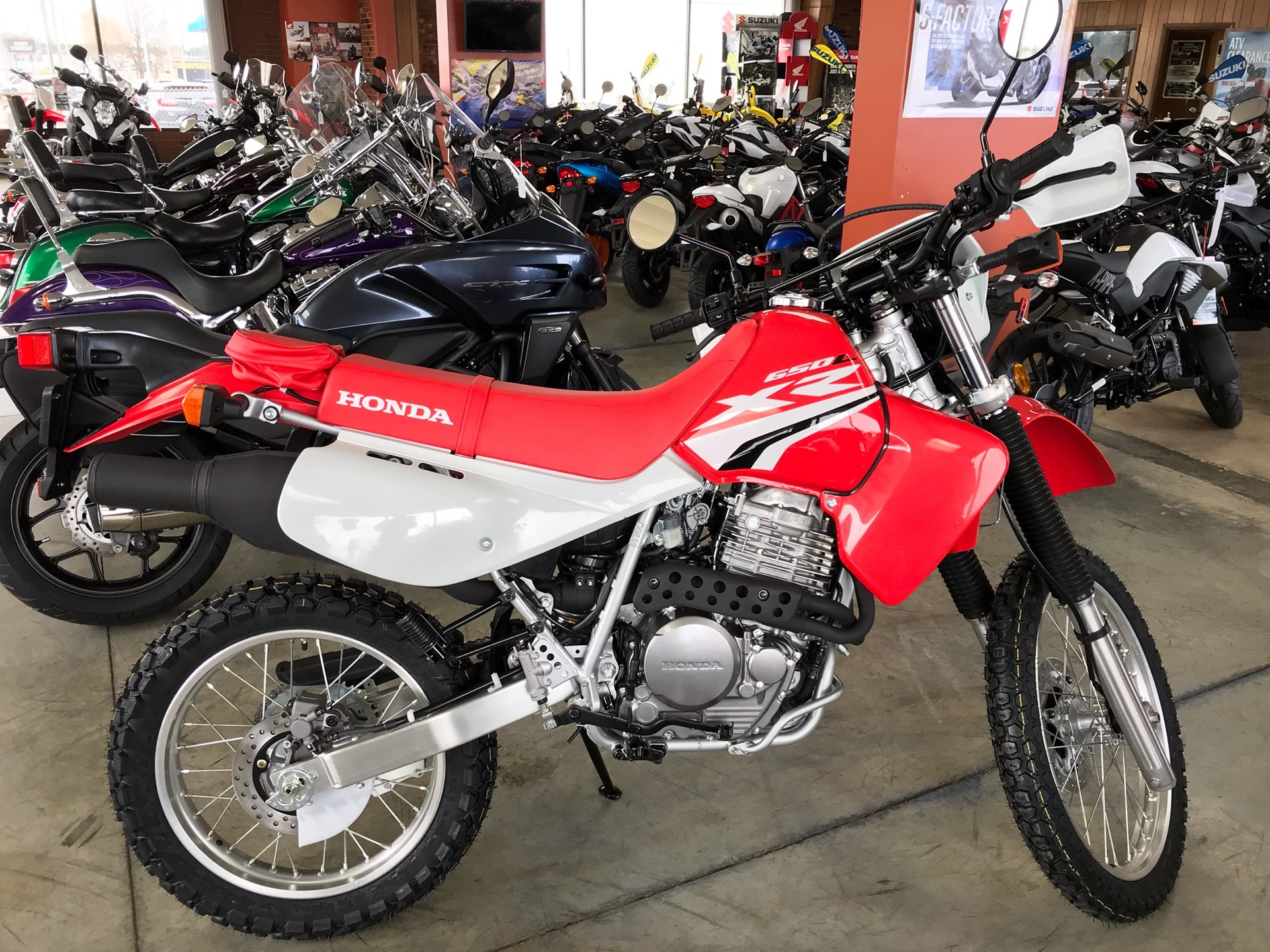 2019 Honda XR650L in Sanford, North Carolina