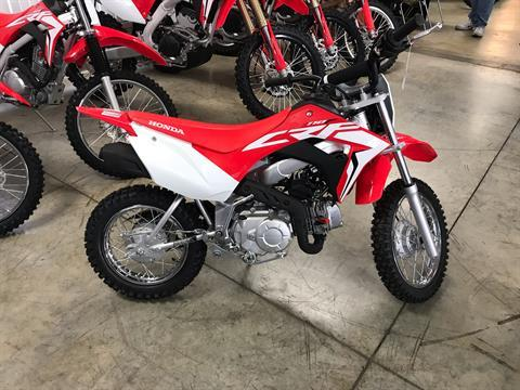 2019 Honda CRF110F in Sanford, North Carolina - Photo 2