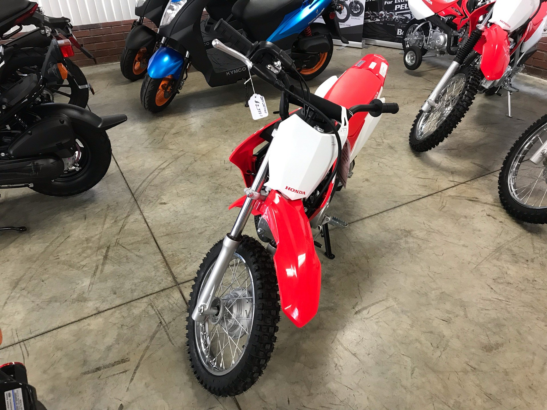 2019 Honda CRF110F in Sanford, North Carolina - Photo 5