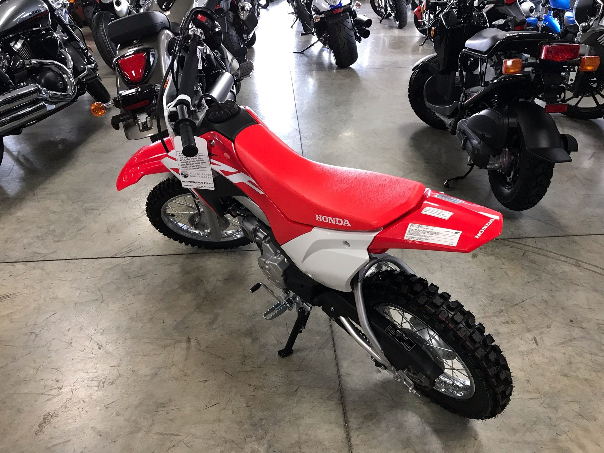 2019 Honda CRF110F in Sanford, North Carolina - Photo 7