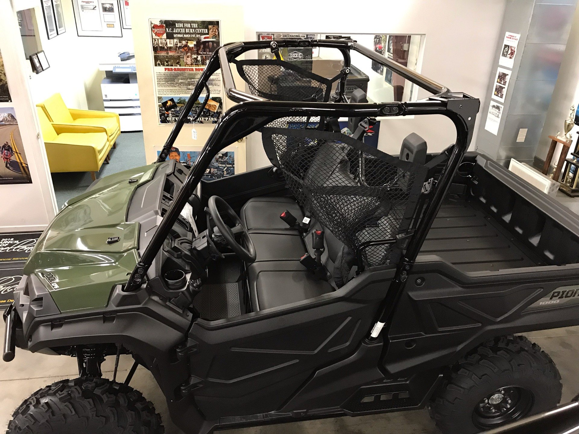 2020 Honda Pioneer 1000 in Sanford, North Carolina - Photo 4