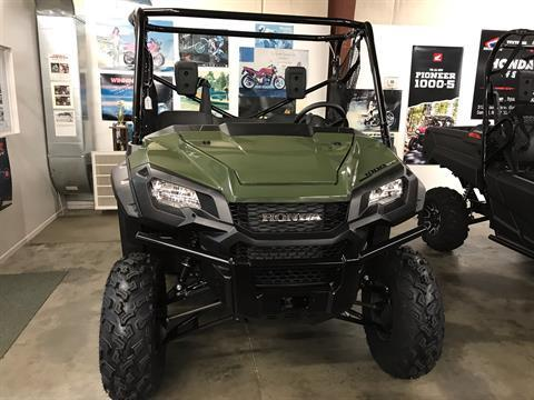 2020 Honda Pioneer 1000 in Sanford, North Carolina - Photo 11