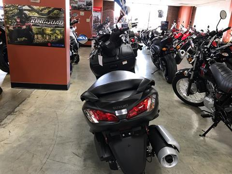 2019 Suzuki Burgman 200 in Sanford, North Carolina - Photo 4