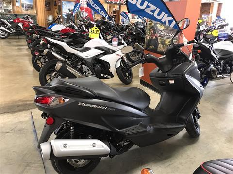 2019 Suzuki Burgman 200 in Sanford, North Carolina - Photo 5