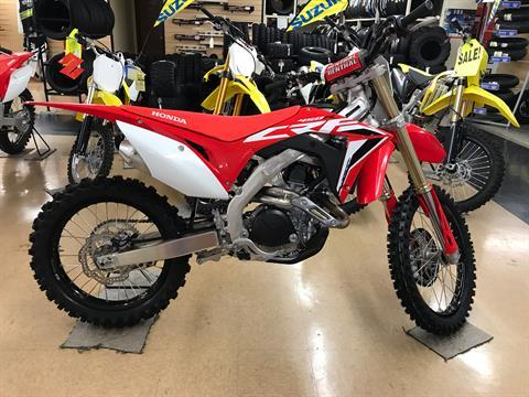 2020 Honda CRF450R in Sanford, North Carolina - Photo 2