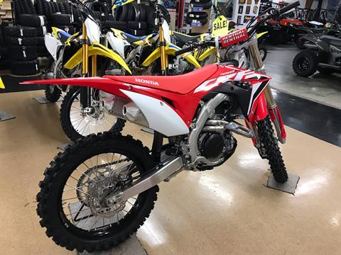 2020 Honda CRF450R in Sanford, North Carolina - Photo 3