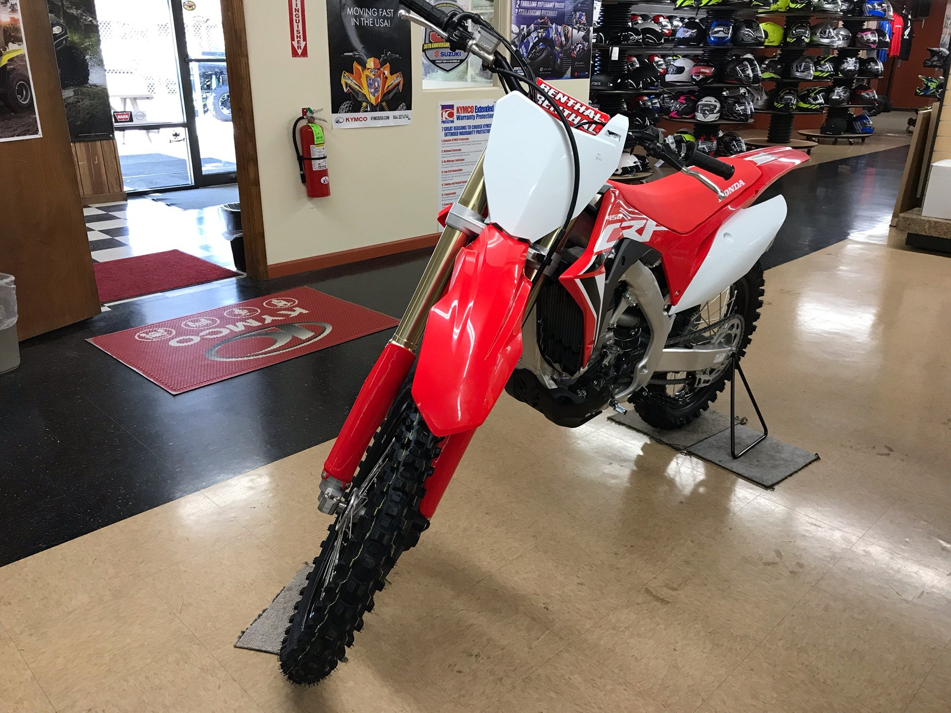 2020 Honda CRF450R in Sanford, North Carolina - Photo 5