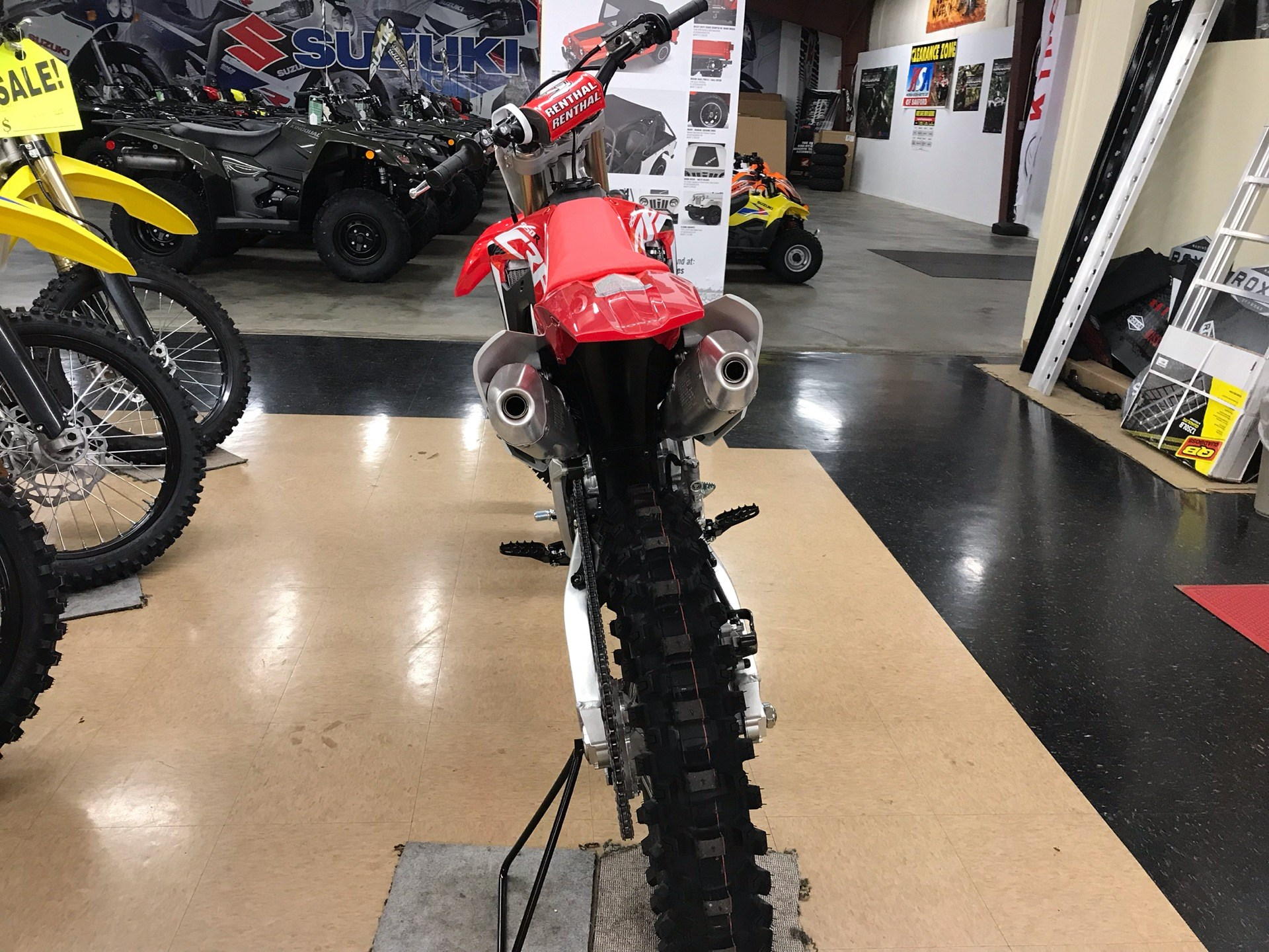 2020 Honda CRF450R in Sanford, North Carolina - Photo 8