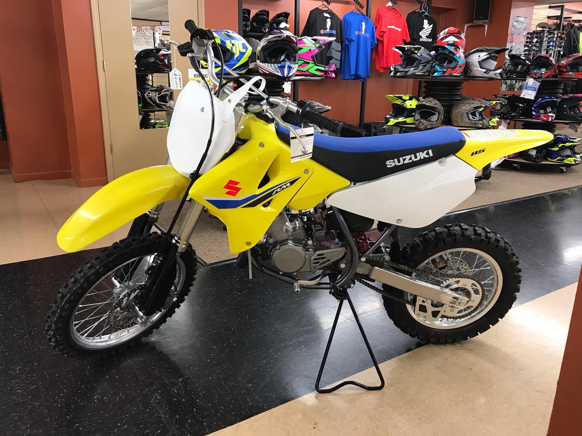 2018 Suzuki RM85 in Sanford, North Carolina