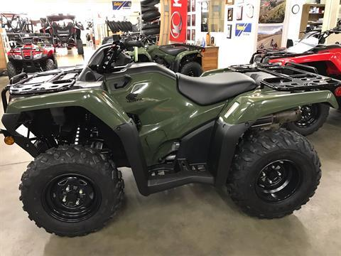 2020 Honda FourTrax Rancher 4x4 in Sanford, North Carolina - Photo 6