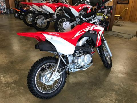 2021 Honda CRF110F in Sanford, North Carolina - Photo 8