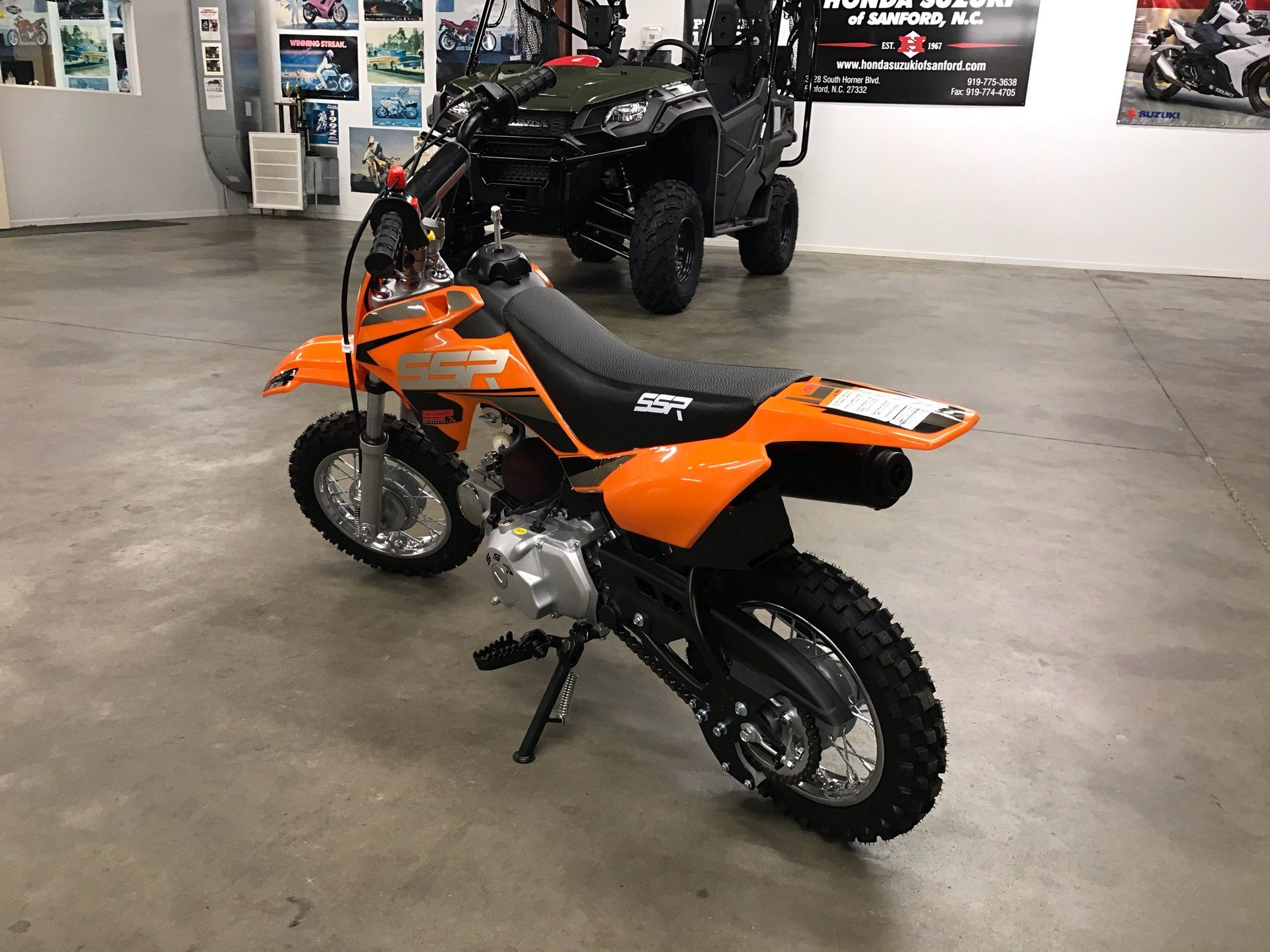 2020 SSR Motorsports SR70 Auto in Sanford, North Carolina - Photo 8