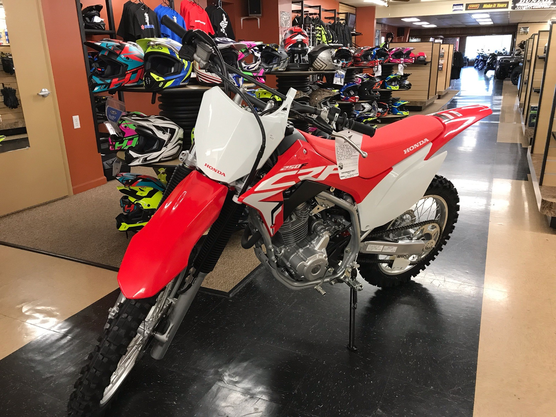 2020 Honda CRF250F in Sanford, North Carolina - Photo 2