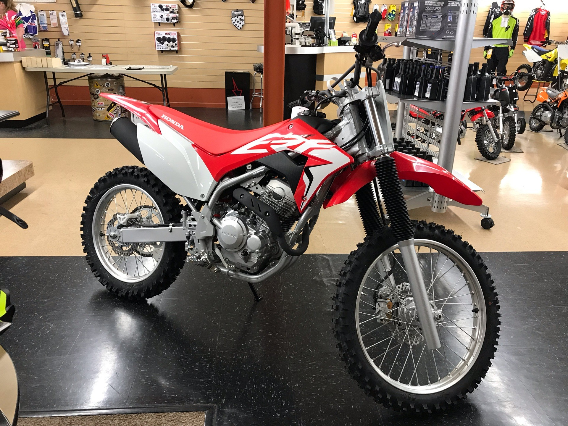 2020 Honda CRF250F in Sanford, North Carolina - Photo 7