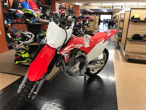 2020 Honda CRF250F in Sanford, North Carolina - Photo 9
