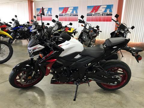 2020 Suzuki GSX-S750Z ABS in Sanford, North Carolina - Photo 3