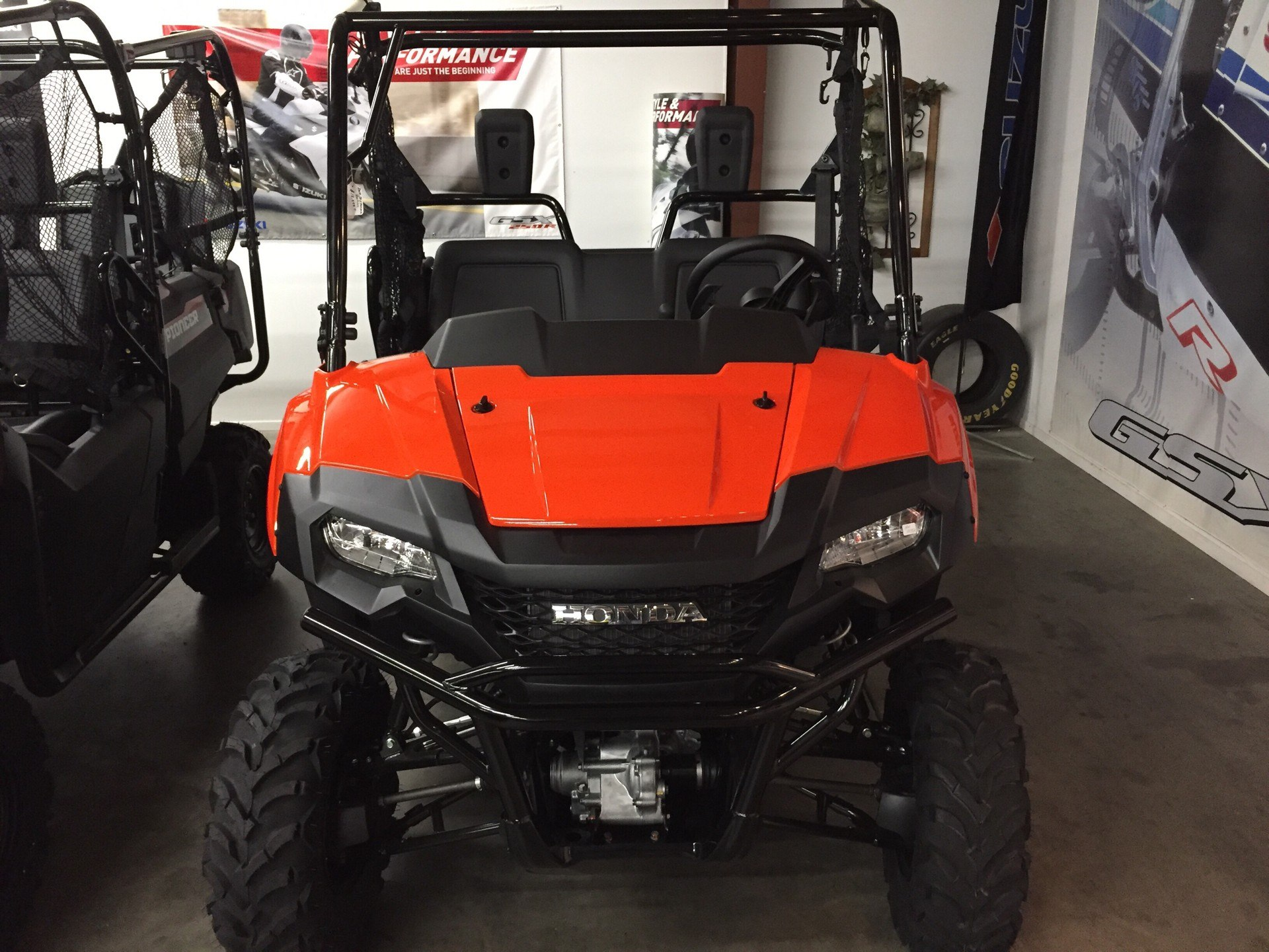 2019 Honda Pioneer 700 Deluxe in Sanford, North Carolina - Photo 3