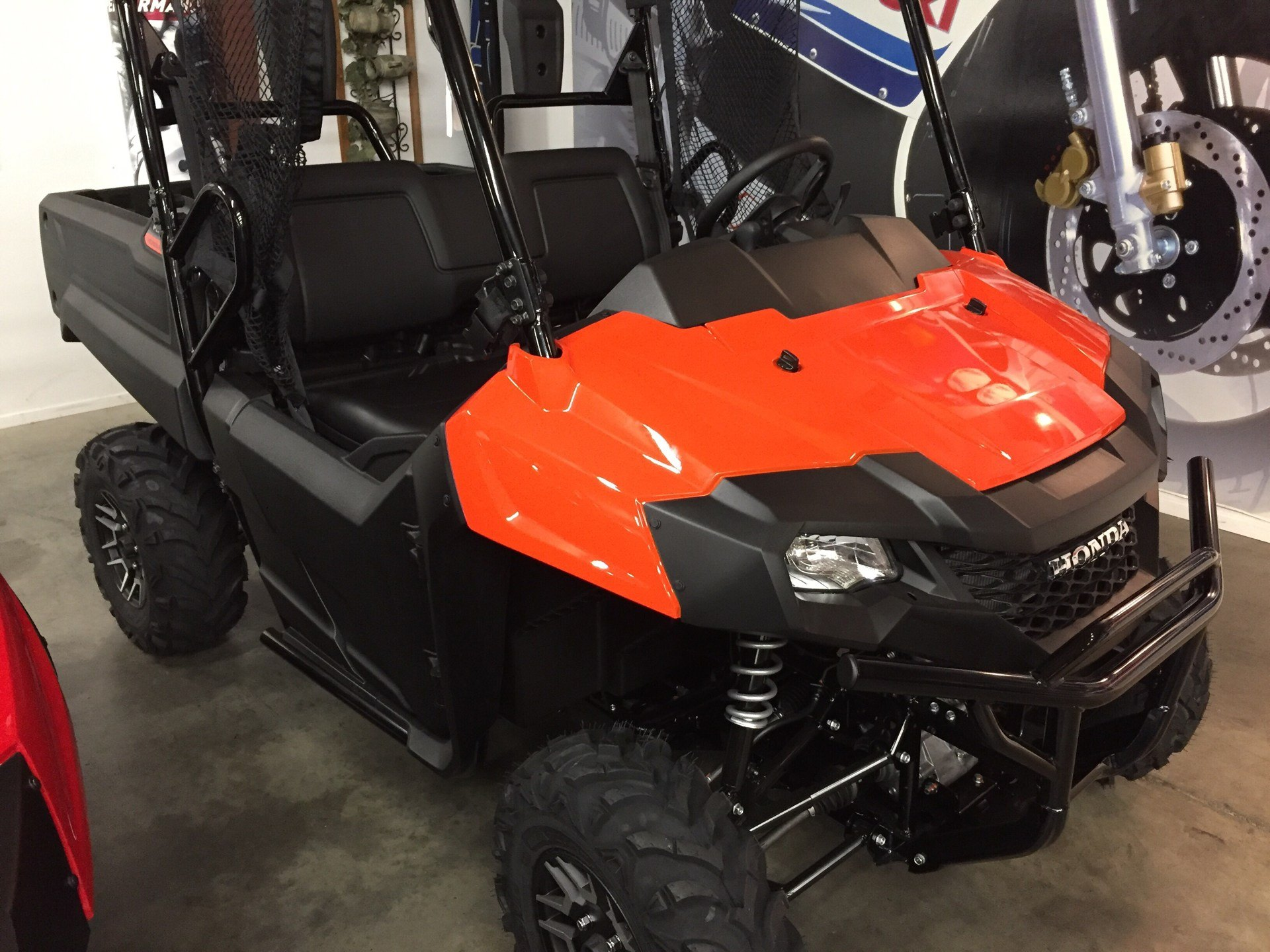 2019 Honda Pioneer 700 Deluxe in Sanford, North Carolina - Photo 4