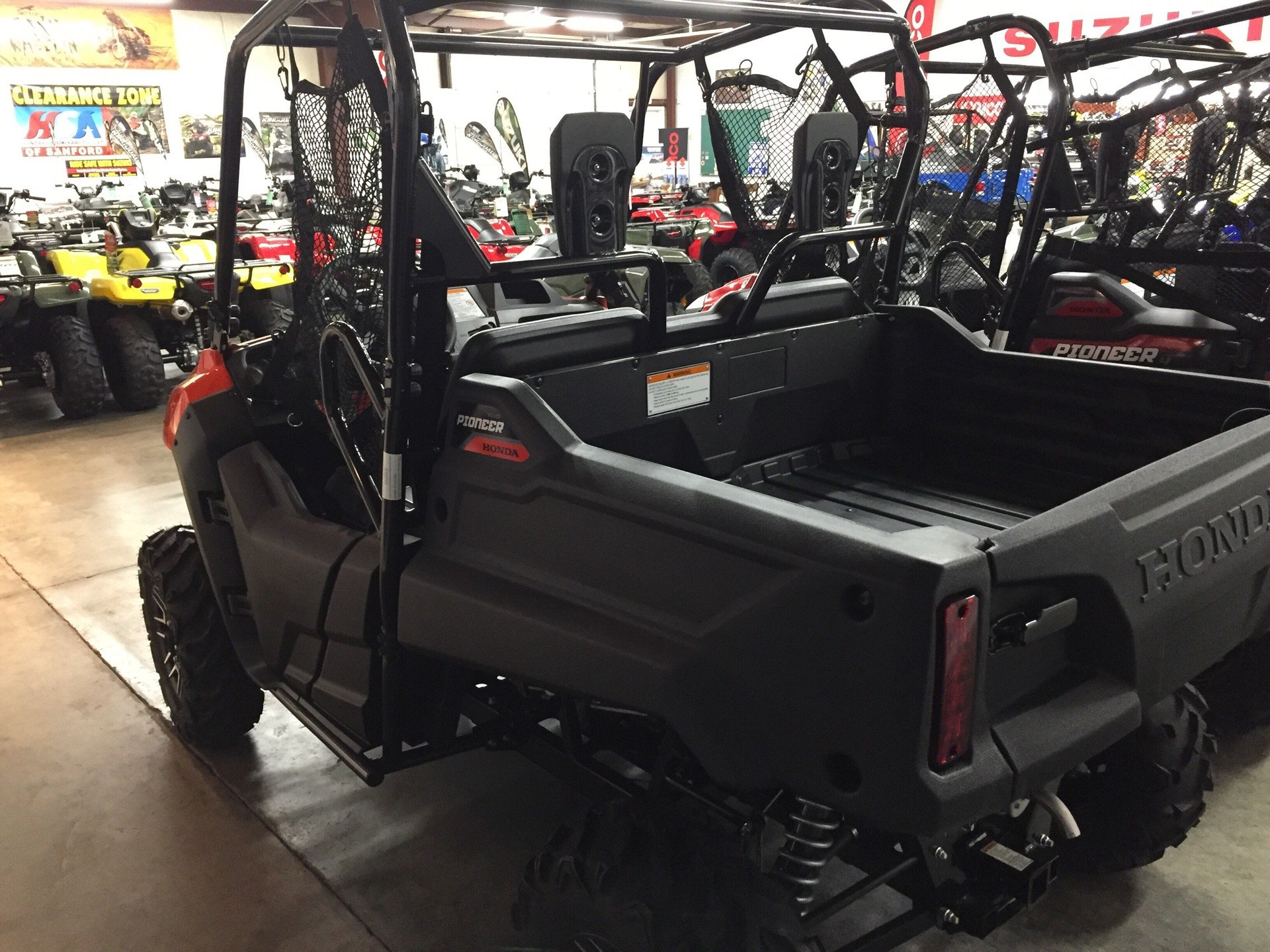 2019 Honda Pioneer 700 Deluxe in Sanford, North Carolina - Photo 6