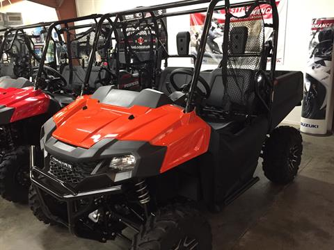 2019 Honda Pioneer 700 Deluxe in Sanford, North Carolina - Photo 7