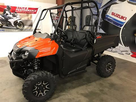 2019 Honda Pioneer 700 Deluxe in Sanford, North Carolina - Photo 1
