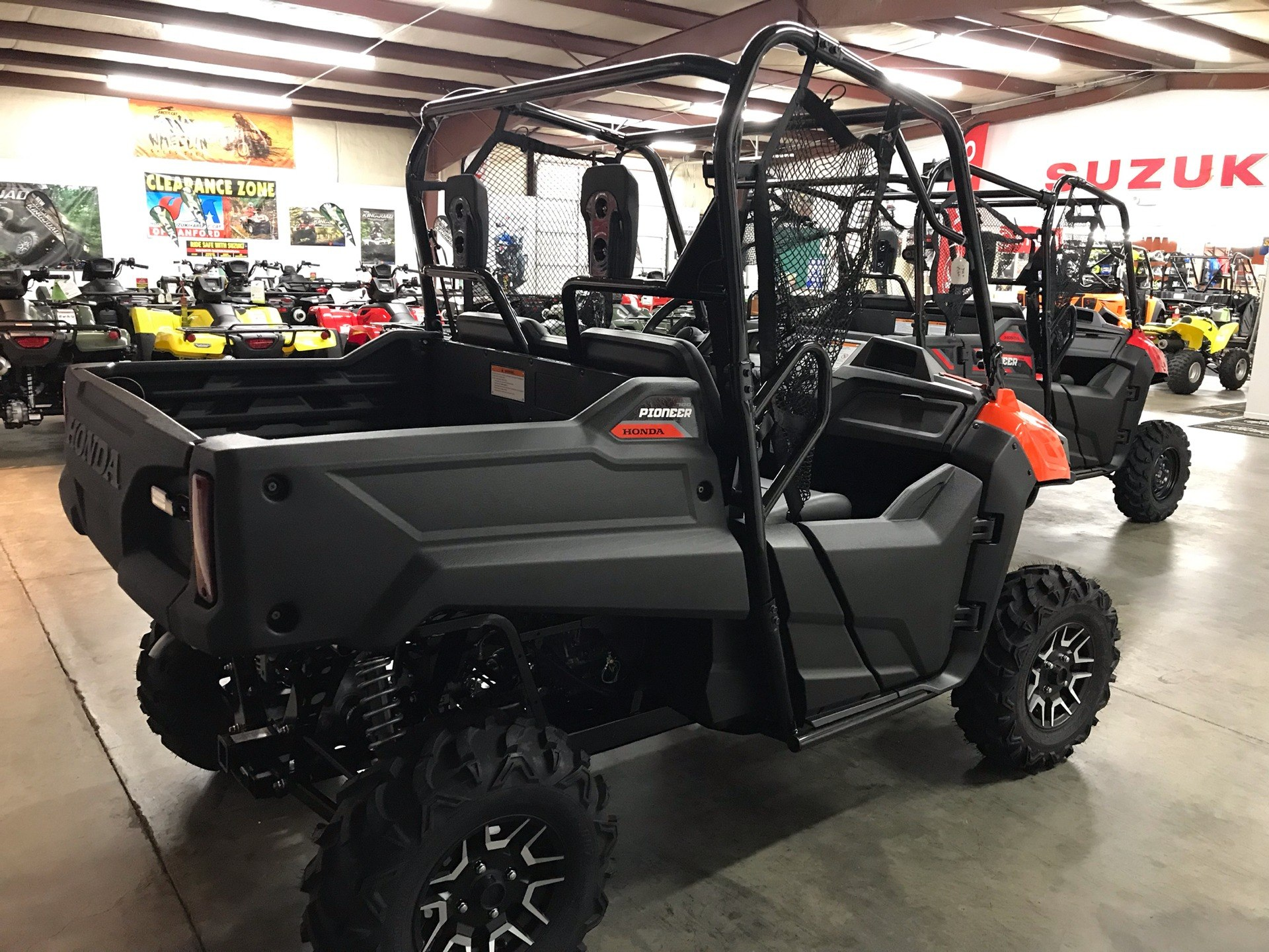 2019 Honda Pioneer 700 Deluxe in Sanford, North Carolina - Photo 11