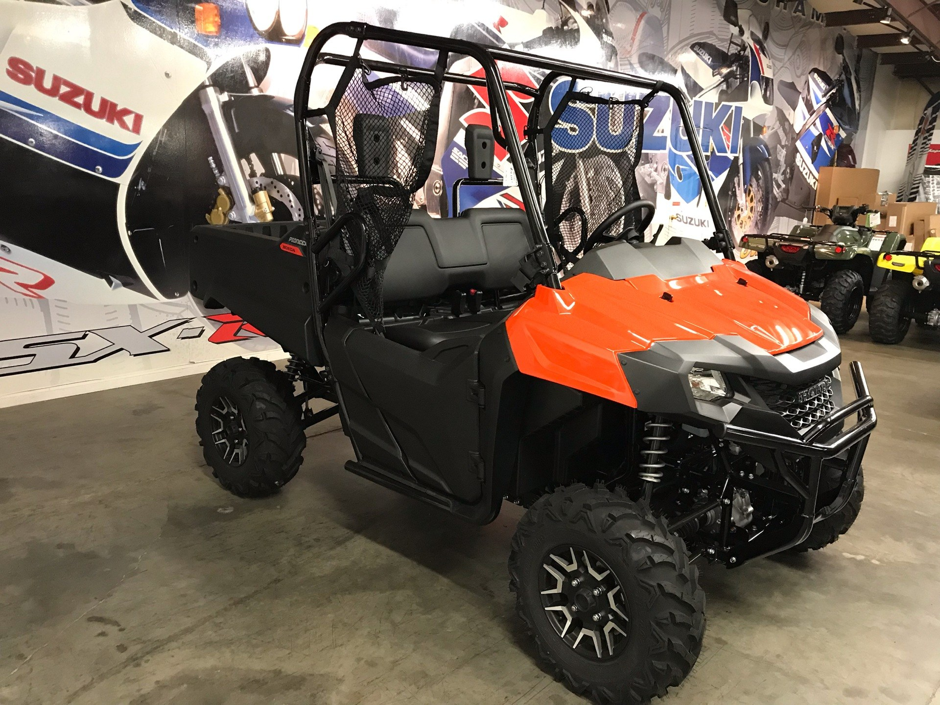 2019 Honda Pioneer 700 Deluxe in Sanford, North Carolina - Photo 12