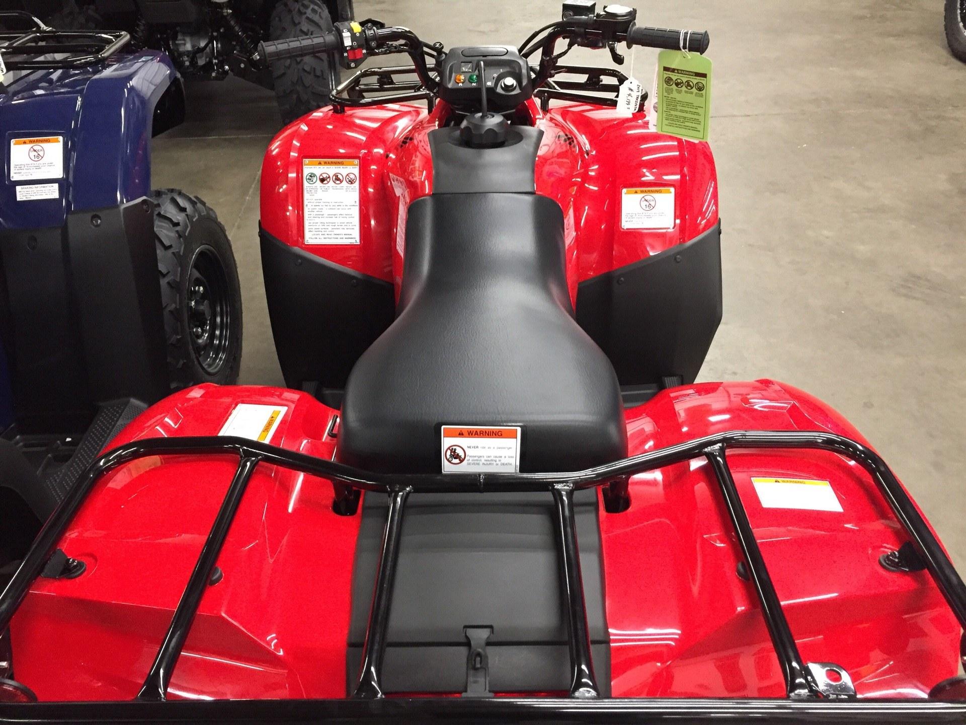 2019 Honda FourTrax Recon 5