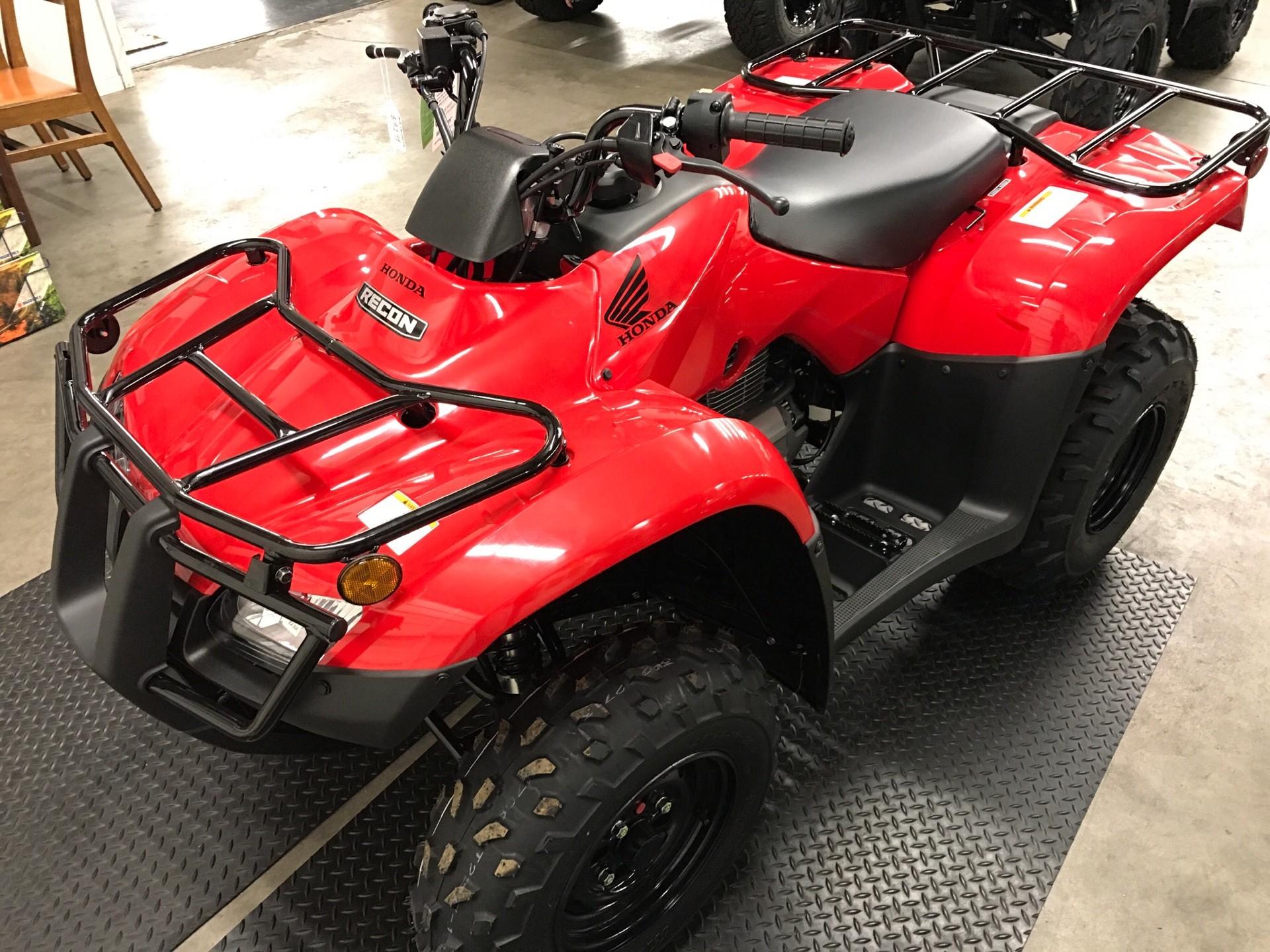 2019 Honda FourTrax Recon 1
