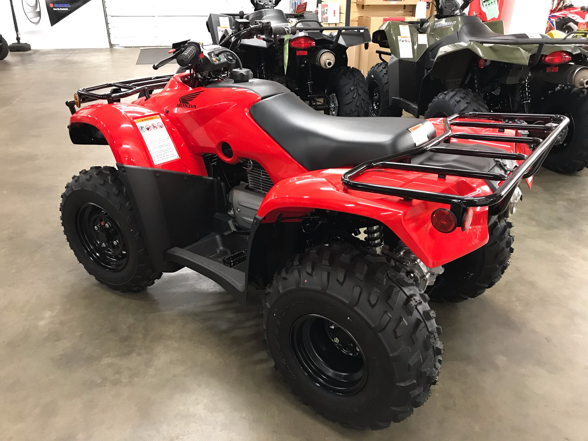 2019 Honda FourTrax Recon in Sanford, North Carolina - Photo 3