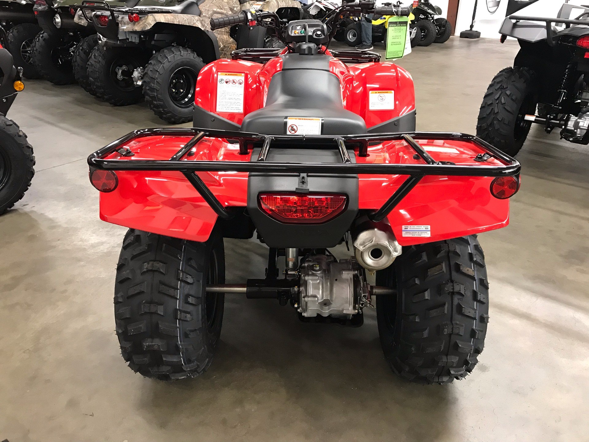2019 Honda FourTrax Recon in Sanford, North Carolina - Photo 4