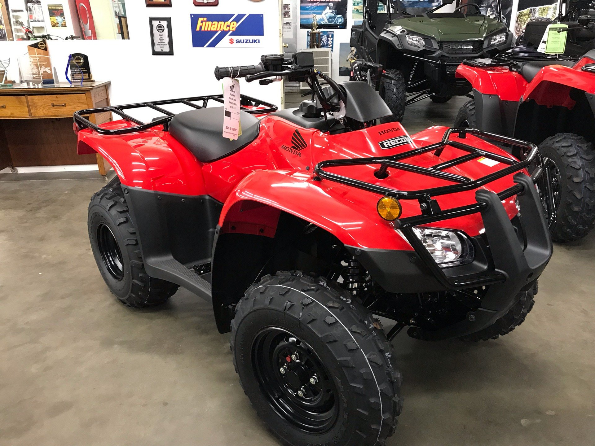 2019 Honda FourTrax Recon in Sanford, North Carolina - Photo 7