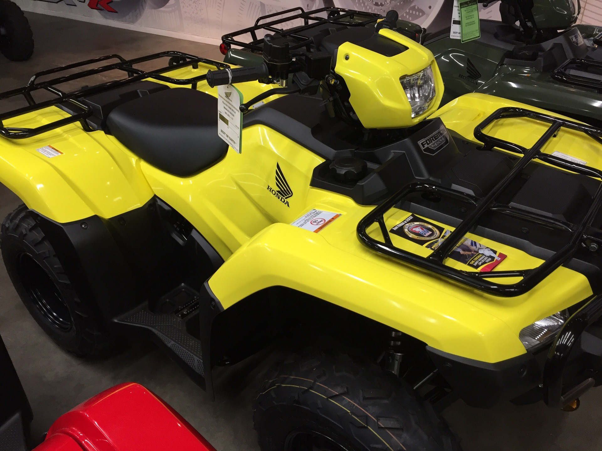 2019 Honda FourTrax Foreman 4x4 in Sanford, North Carolina - Photo 3