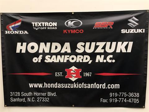 2019 Honda FourTrax Foreman 4x4 in Sanford, North Carolina - Photo 12