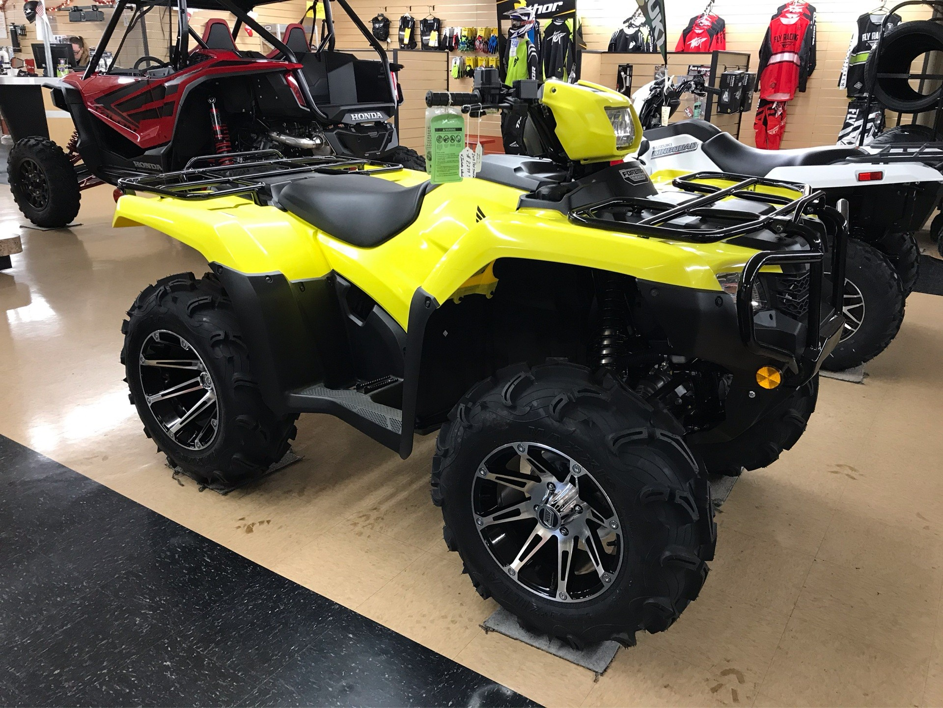2019 Honda FourTrax Foreman 4x4 in Sanford, North Carolina - Photo 1
