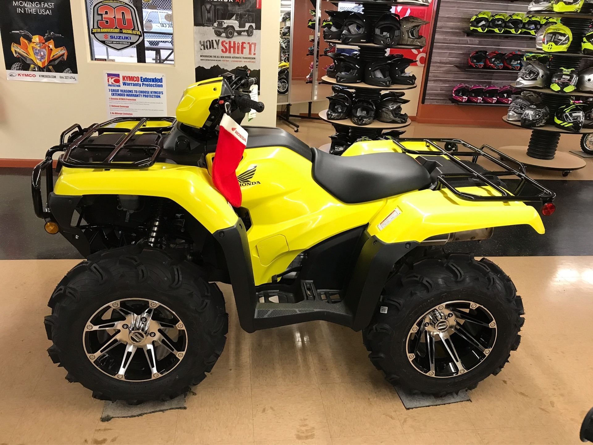 2019 Honda FourTrax Foreman 4x4 in Sanford, North Carolina - Photo 5