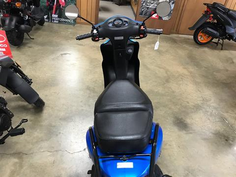 2019 Kymco Agility 50 in Sanford, North Carolina - Photo 8
