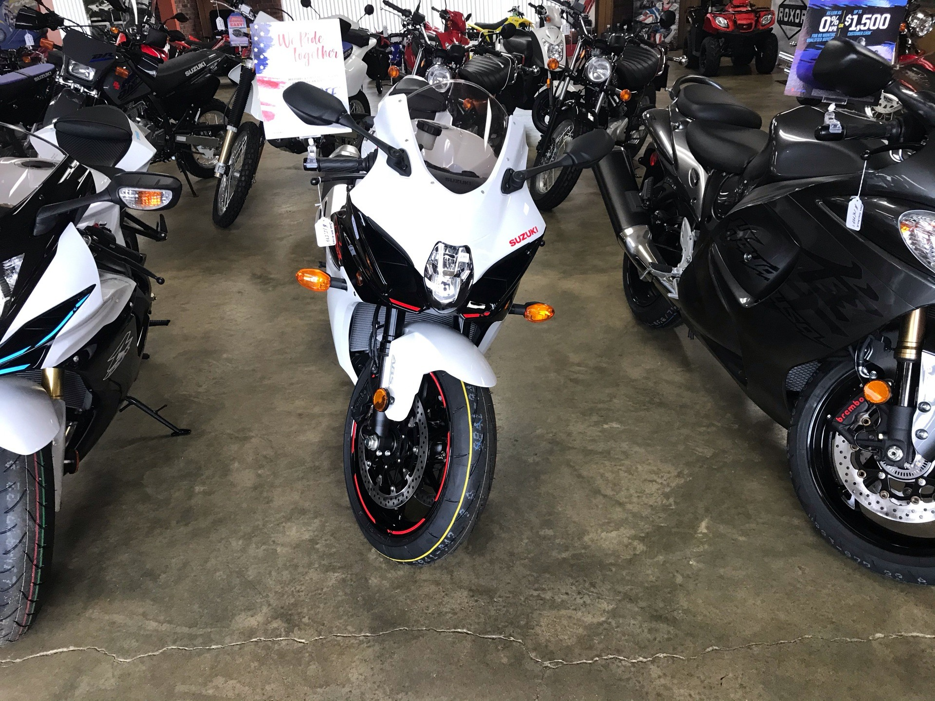 2020 Suzuki GSX-R1000 in Sanford, North Carolina - Photo 4