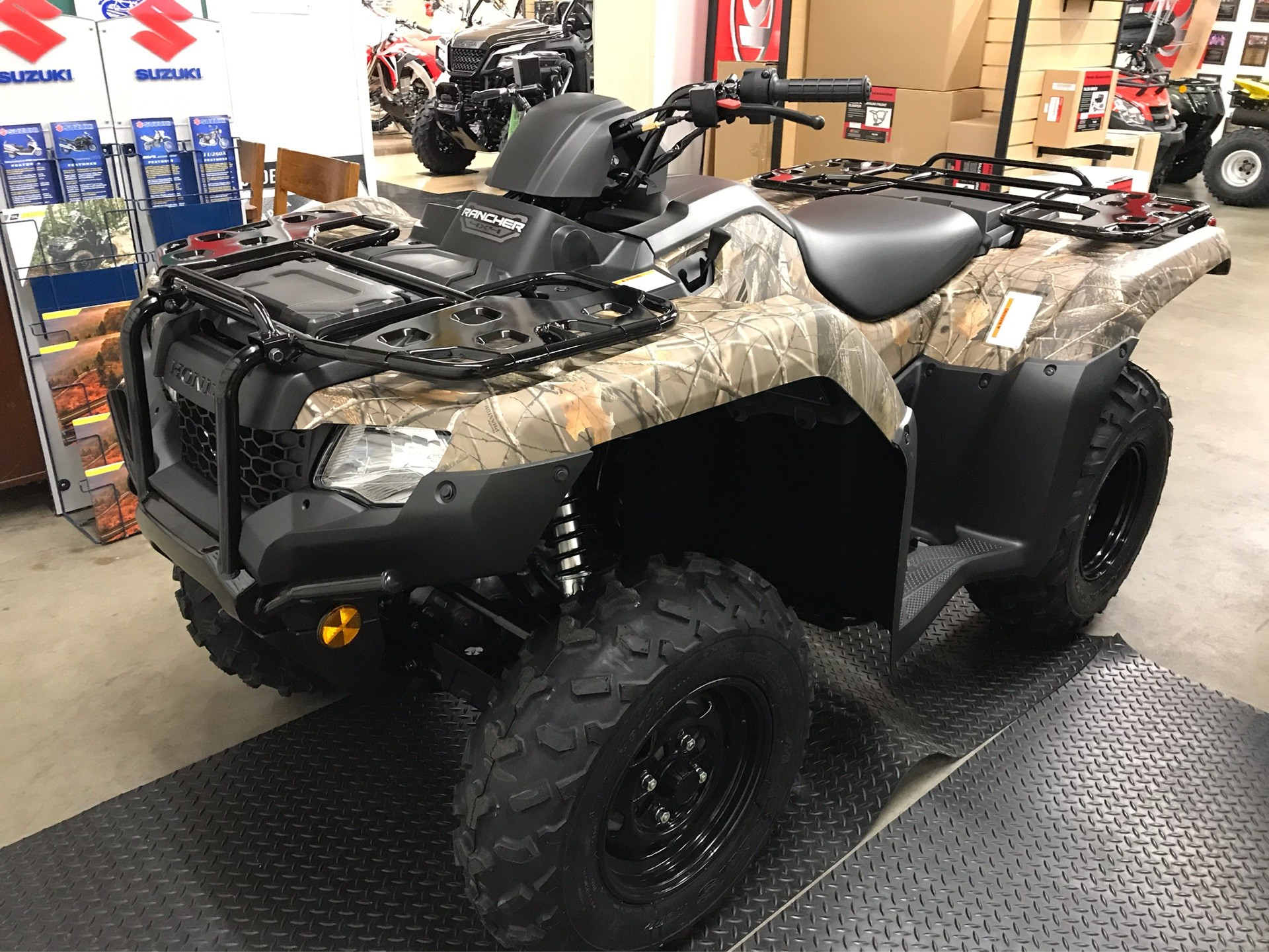2020 Honda FourTrax Rancher 4x4 in Sanford, North Carolina - Photo 5