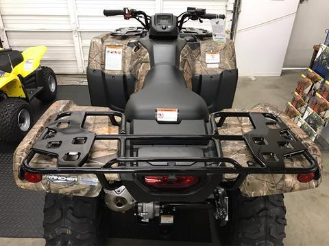 2020 Honda FourTrax Rancher 4x4 in Sanford, North Carolina - Photo 8
