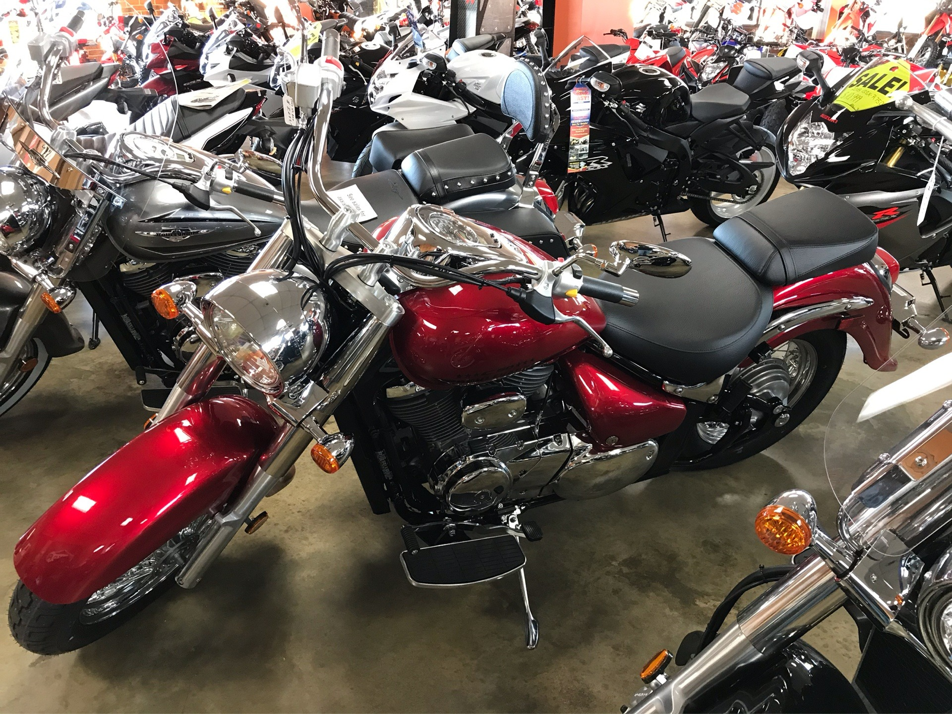 2020 Suzuki Boulevard C50 in Sanford, North Carolina - Photo 3