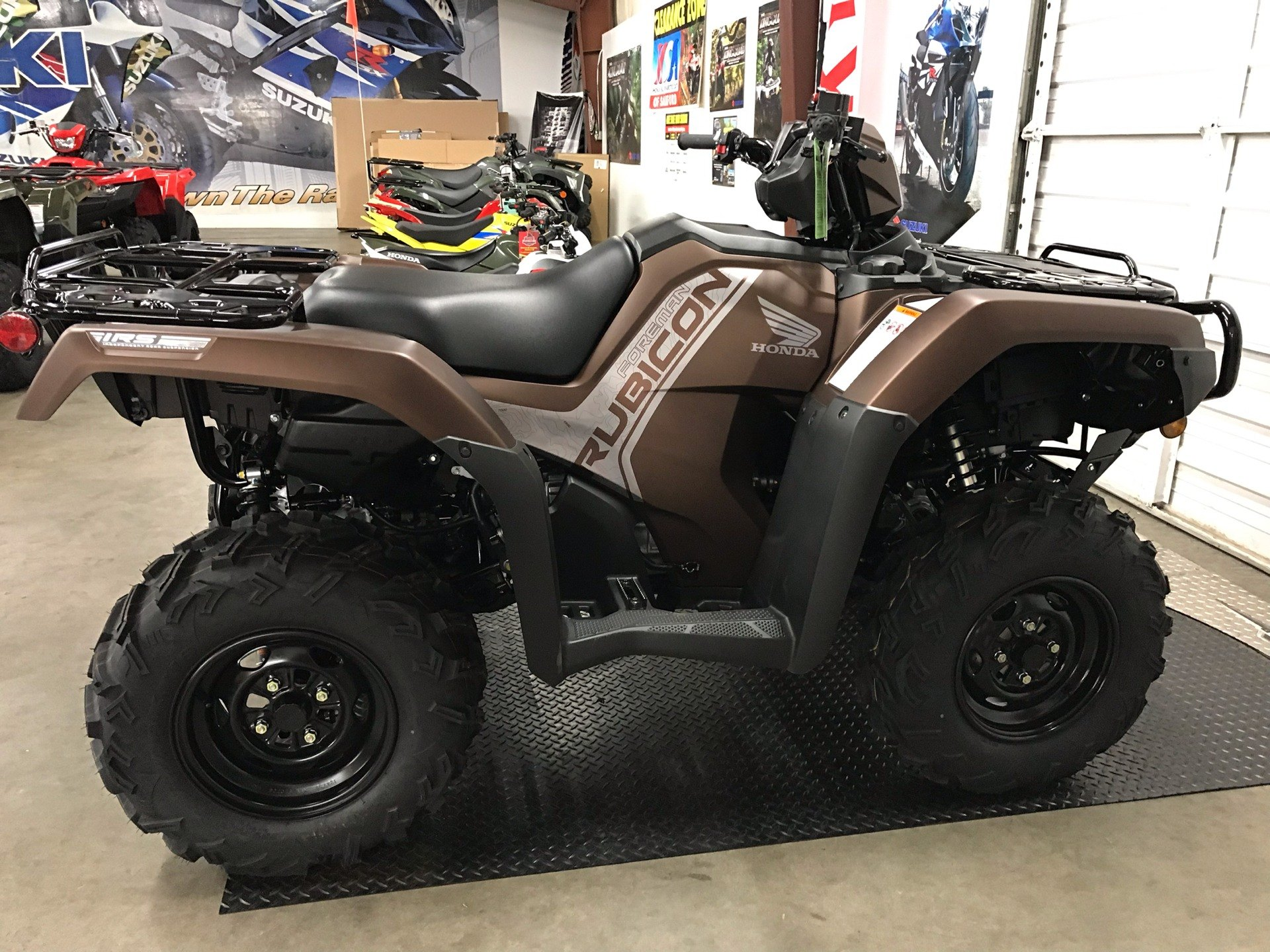 2020 Honda FourTrax Foreman Rubicon 4x4 EPS in Sanford, North Carolina - Photo 2