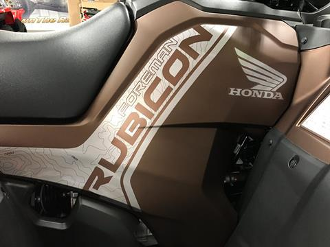 2020 Honda FourTrax Foreman Rubicon 4x4 EPS in Sanford, North Carolina - Photo 11