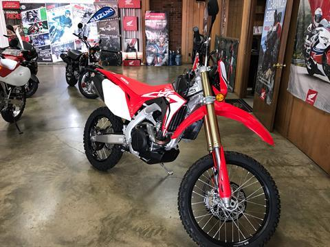 2019 Honda CRF450L in Sanford, North Carolina - Photo 4