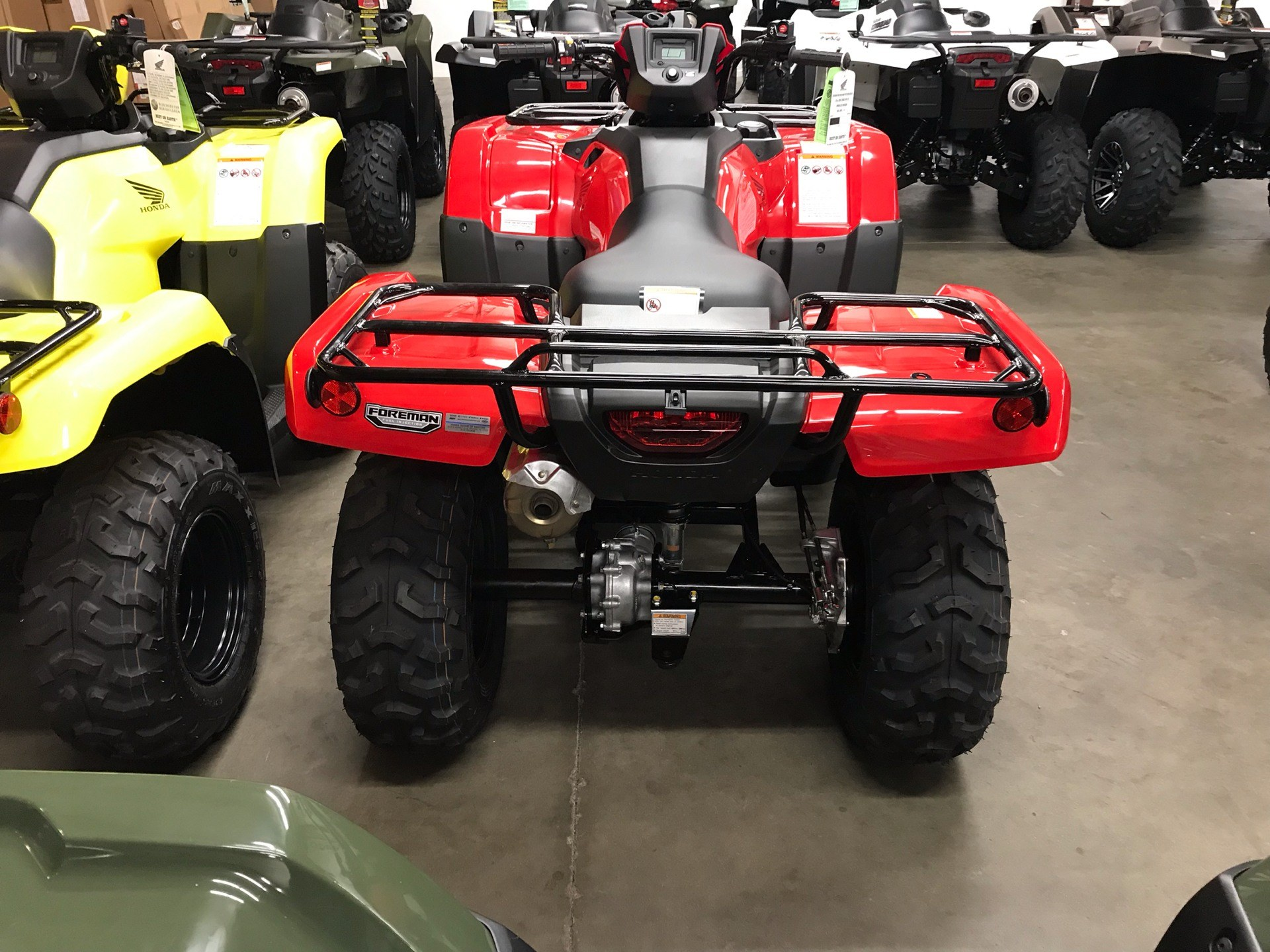 2019 Honda FourTrax Foreman 4x4 in Sanford, North Carolina - Photo 8