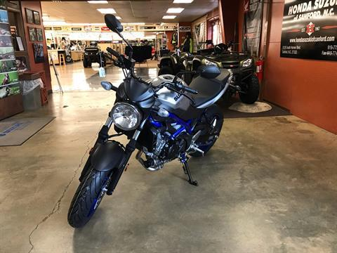 2020 Suzuki SV650 in Sanford, North Carolina - Photo 5
