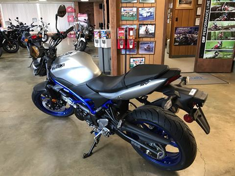 2020 Suzuki SV650 in Sanford, North Carolina - Photo 7