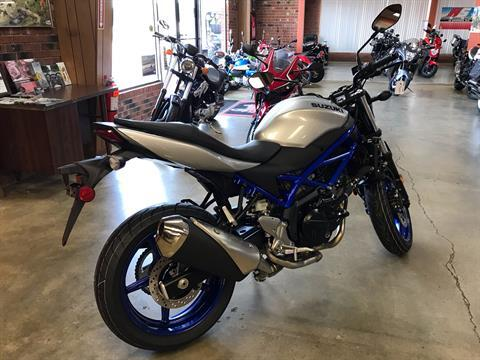 2020 Suzuki SV650 in Sanford, North Carolina - Photo 9