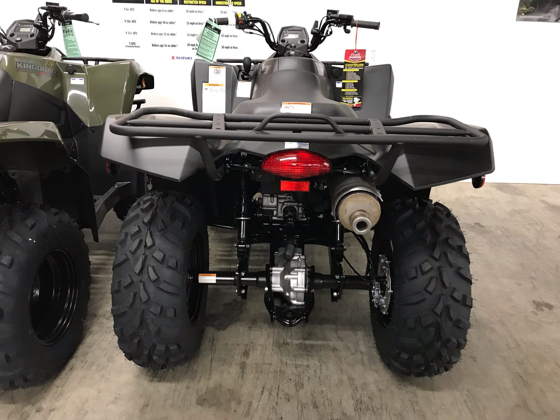 2019 Suzuki KingQuad 400ASi+ in Sanford, North Carolina - Photo 3
